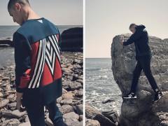 承袭暗黑跑格! Y-3 2018 春夏鞋款新作 「 Kusari 」登场!