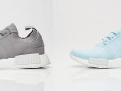 """夏日不可少的清新色调!adidas NMD R1 """"Ice Blue""""、""""Grey Heather"""" 释出"""