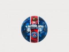 「猿人星球」!BAPE x Paris Saint-Germain「迷彩联名足球」现已发售!