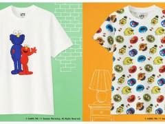 台湾贩售预告 │ UNIQLO UT x KAWS x《Sesame Street》即将在「这个月底」开卖!
