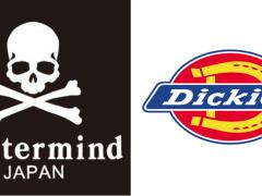 暗黑骷髅大绝没 CD!mastermind JAPAN x Dickies「黑魂联名系列」本週解锁!
