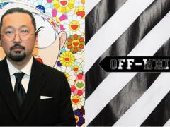 村上隆 x OFF-WHITE 主理人,即将开办「联名艺术展览」!