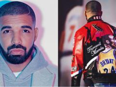 太亏了吧!饶舌歌手 Drake 与知名定製大佬「联名」OVO x Kobe NBA 纪念单品