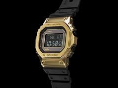 台湾发售预告 │ 黑金时尚持续引燃!G-SHOCK 与时服装品牌 kolor 首款联名錶款 GMW-B5000KL 极限量登场!