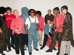 大阵仗 大卡司!Supreme x Louis Vuitton 联名系列 LOOKBOOK 街头潮人这么穿