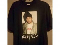 来自纽约最强组合!SUPREME x Nas 最新联名图像 T-shirt 曝光
