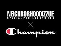 品牌经典的大 Logo 都在这啦! NHIZ x Champion 2017 春夏联乘别注系列 ‧本周开卖