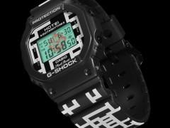 二十分之一的机会能收藏!日本摇滚传奇布袋寅泰 x G-SHOCK DW-5600HT-1 联名錶款
