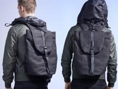 """收纳、造型、机能兼备!Côte&Ciel 推出全新 """"TIGRIS"""" 系列后背包"""