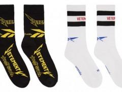 别注风格点缀 ‧ Vetements x Reebok 联名袜款系列正式贩售