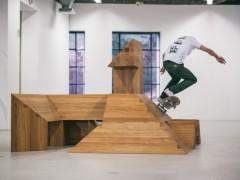 工装大佬也玩板!Carhartt WIP x ISLE Skateboards x Raphaël Zarka 空间几何系列