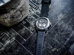 豪迈粗旷 ‧ 义大利 POLICE 全新型格腕錶提升男仕品味格调