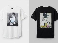名人回溯.Stussy x 日本艺术家 Tomoo Gokita 联乘服饰系列