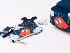 "Disney x Herschel Supply 2016 春/夏 ""Mickey Mouse"" 联名系列包作"