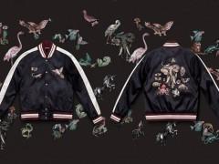 鉴赏 Valentino 2016 春夏 Souvenir Jacket 横须贺外套系列