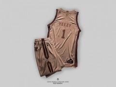 YEEZY Season 1 若推出 NBA 球衣或许会比较受欢迎?