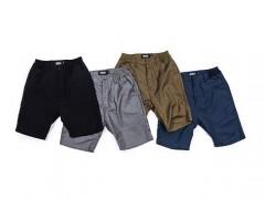 外型与舒适度都兼具的型格短裤!REMIX GRIND SHORTS本周三(8/5)正式发售