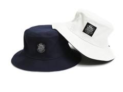 白与蓝 春夏必备!Filter017 2015春夏人字纹素面渔夫帽