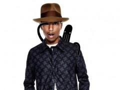 "Pharrell Williams X G-Star RAW 2014 秋冬 ""Raw For The Oceans"" 环保系列"
