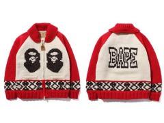 A Bathing Ape x Canadian Sweater Company 2013 秋冬联名羊毛衫