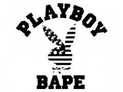A Bathing Ape x Playboy 2013 夏季系列正式释出