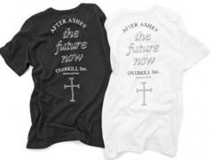 OVERKILL 2013S/S T.F.N.Tee本周发售