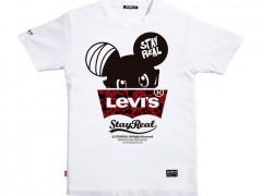 Levi's x STAYREAL联手合作 ShadoW! 限量Tee企画完整公开