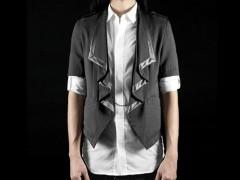 BCDC 'Wave Collar Blazer' 细腻呈现