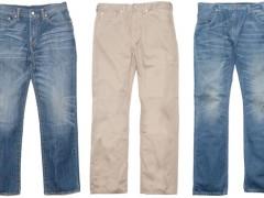 Levi's推出夏天也穿得住的透气散热新丹宁COOL JEANS