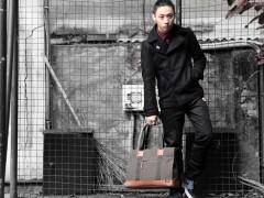 SQUAD ─ 双排釦毛料大衣 经典上架
