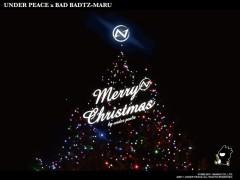 UNDER PEACE×酷企鹅的圣诞节特别企划