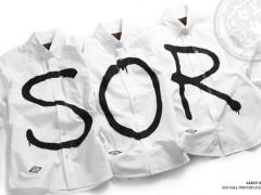 S.O.R主打单品Kennedys Aint Dead白衬衫